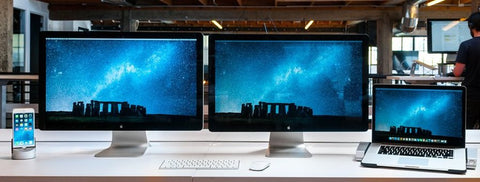 Multiple Monitors Drive Workplace Productivity