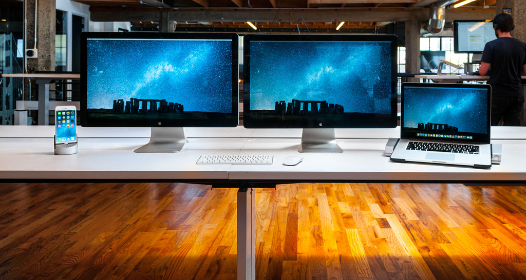 How To: Utilize Dual Displays with your MacBook – Henge Docks