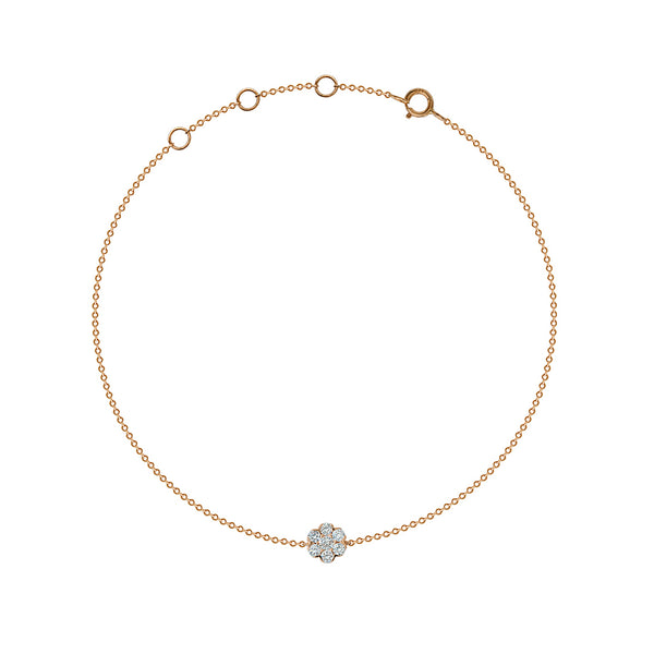 Mutli-Diamond Bracelet