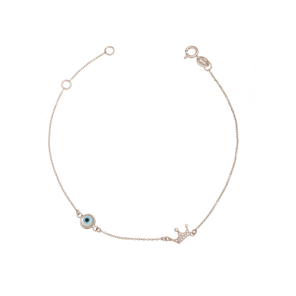 Princess's Crown, Eye Bracelet
