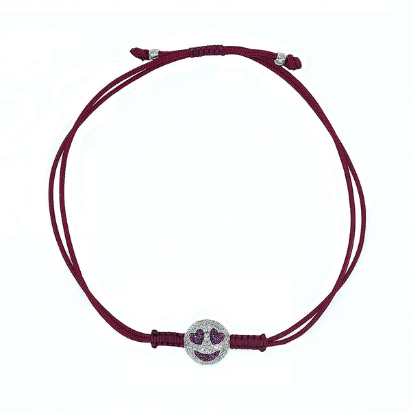 Ruby Eye Girl Bracelet