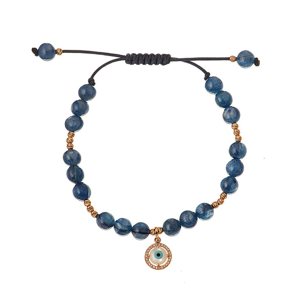 Kyanite Eye Bracelet