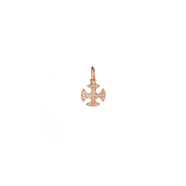 Concave Diamond Cross