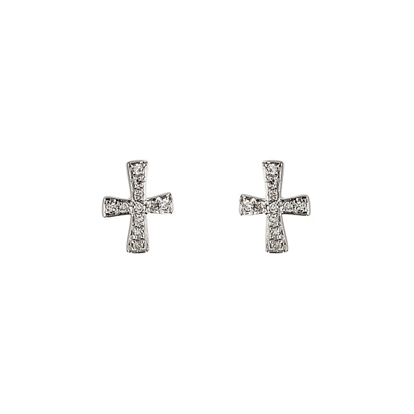 Mini Crosses Studs