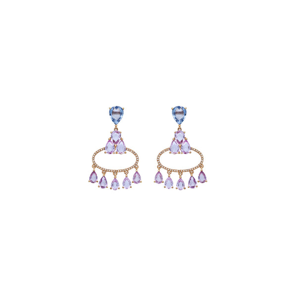 Starsrtuck Droplets Earring