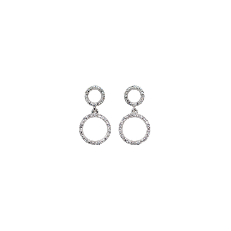 Mini Circles Earring