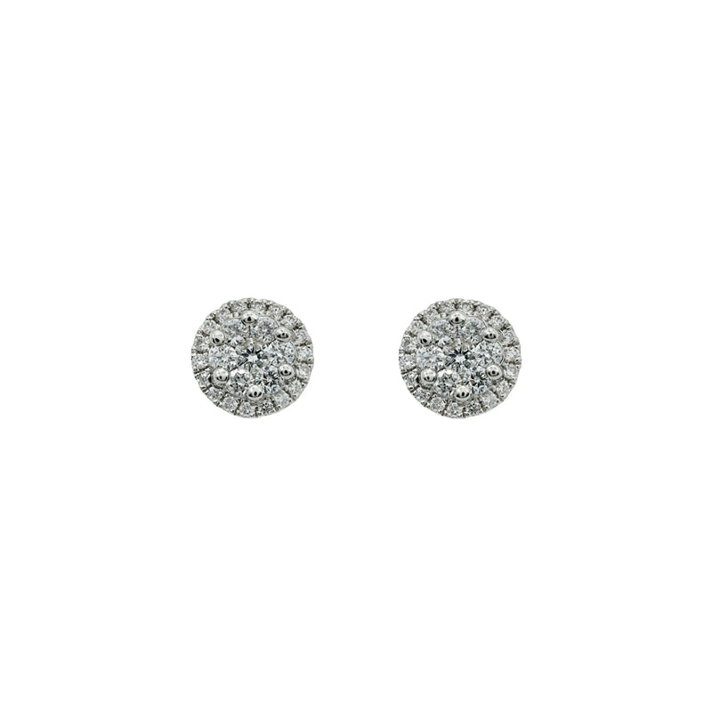 Luxury Diamond Studs