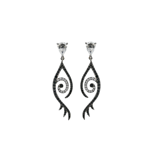 Original Tattoo Earring