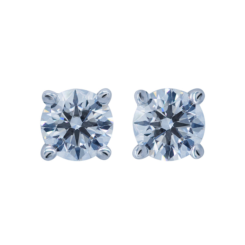 Diamond Stud Earrings 0.80ct