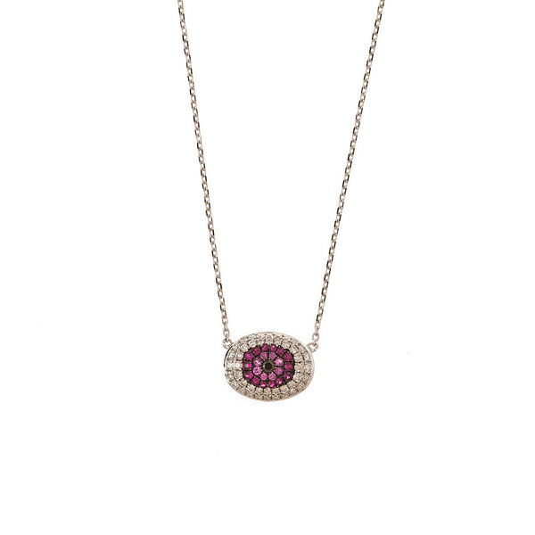 Olympus Ruby Necklace