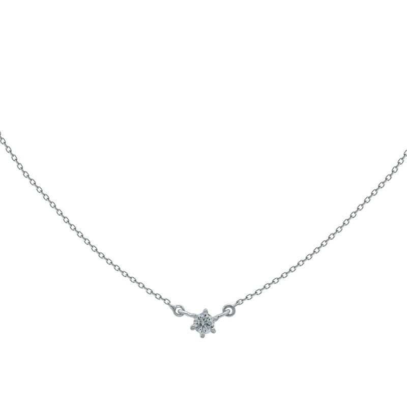 0.08ct Diamond Necklace