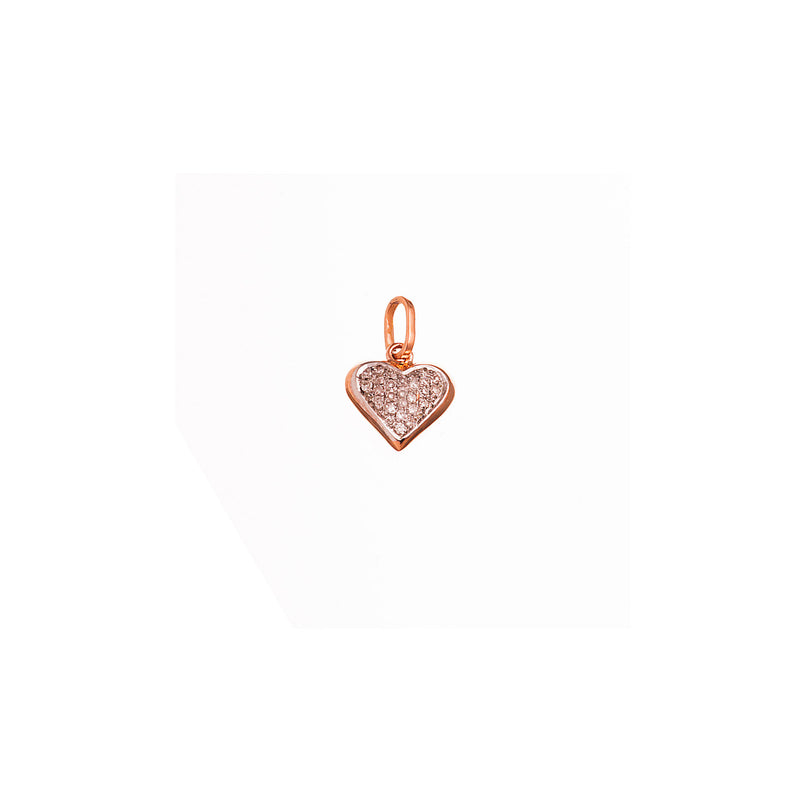 Diamond Heart Pendant