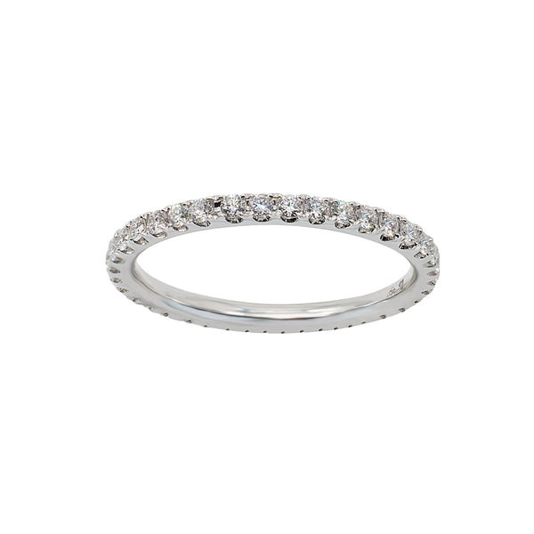 Brilliant Diamond Eternity Ring