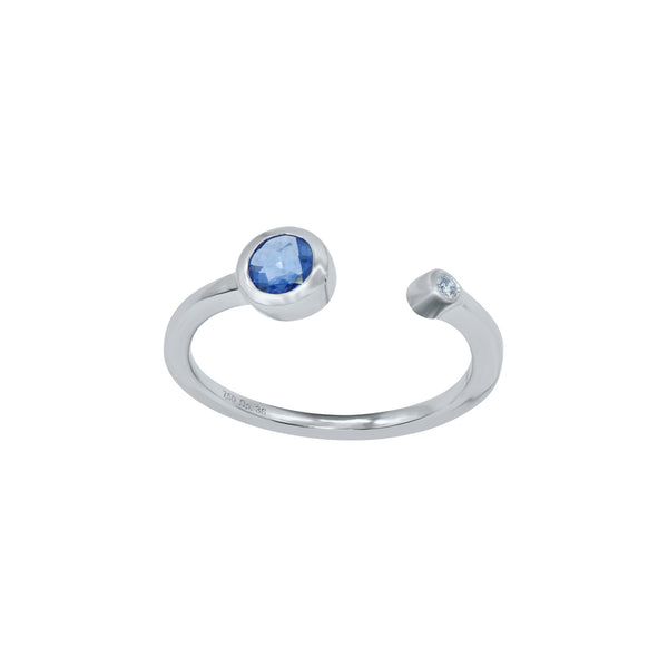 Blue Skies Ring