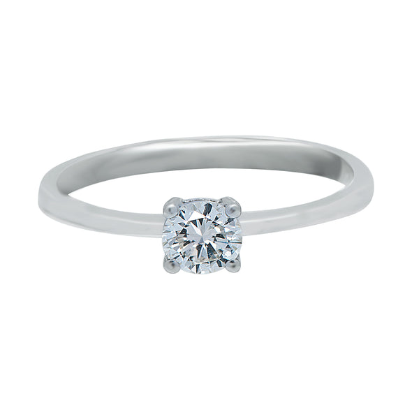 0.25ct Icon Setting Diamond Engagement Ring