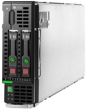ProLiant BL420c Supported Drives
