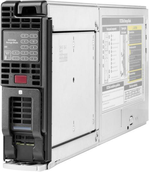ProLiant D2220sb Supported Drives