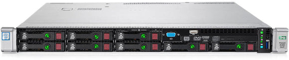 ProLiant DL360 Supported Drives