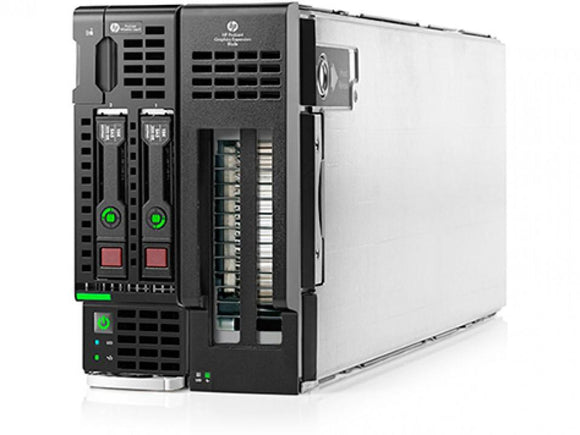ProLiant WS460c Supported Drives