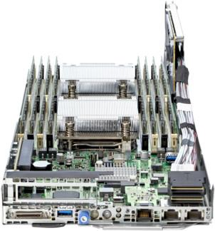 ProLiant XL190r Supported Drives