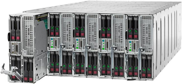 ProLiant XL250a Supported Drives