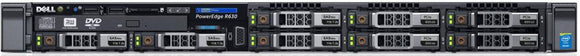 PowerEdge R630 Supported Drives - Water Panther