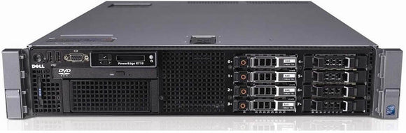 PowerEdge R710 Supported Drives - Water Panther