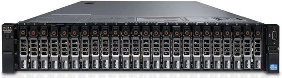PowerEdge R720xd Supported Drives - Water Panther