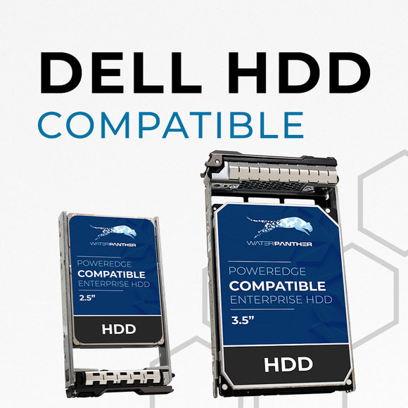 Compatible Dell PowerEdge Server Hard Drives