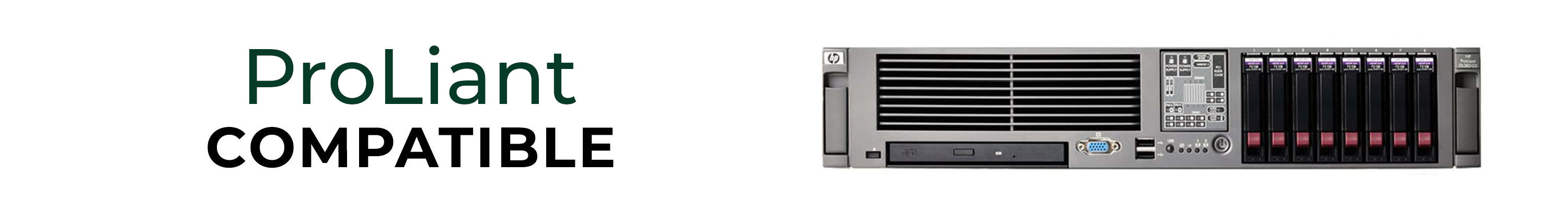 proliant compatible sff options