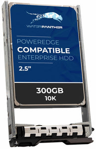 300GB 10K RPM SAS 6Gbps 2.5 Hard Drive