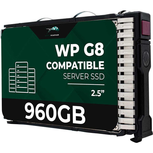 960GB 3D TLC SATA 6Gb/s 2.5 SSD G8 G9 G10