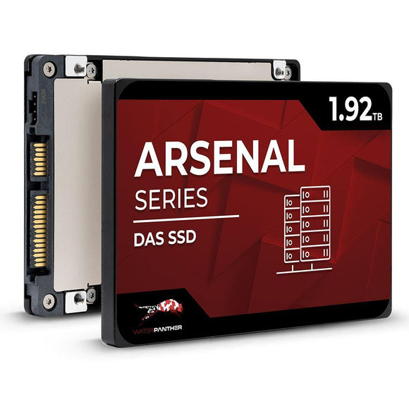1.92TB Arsenal SATA 6Gb/s 2.5 DAS SSD