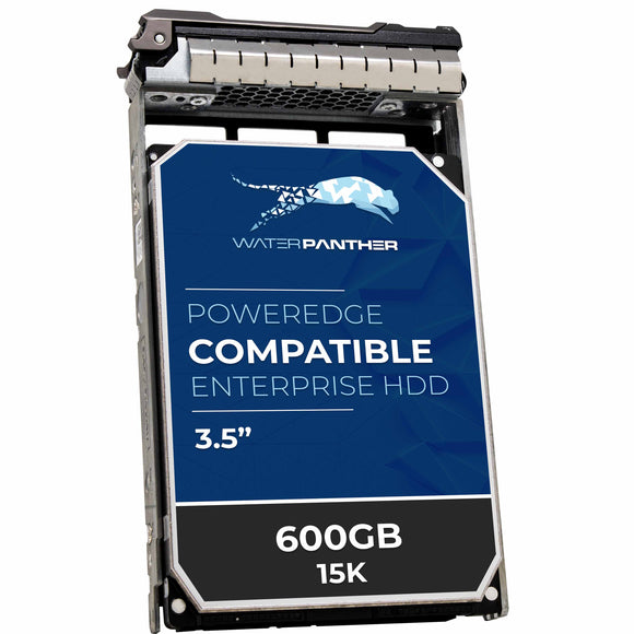 600GB 15K RPM SAS 6Gbps 3.5 Hard Drive