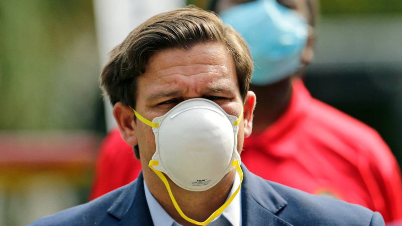 How popular are N95 masks in Florida?
