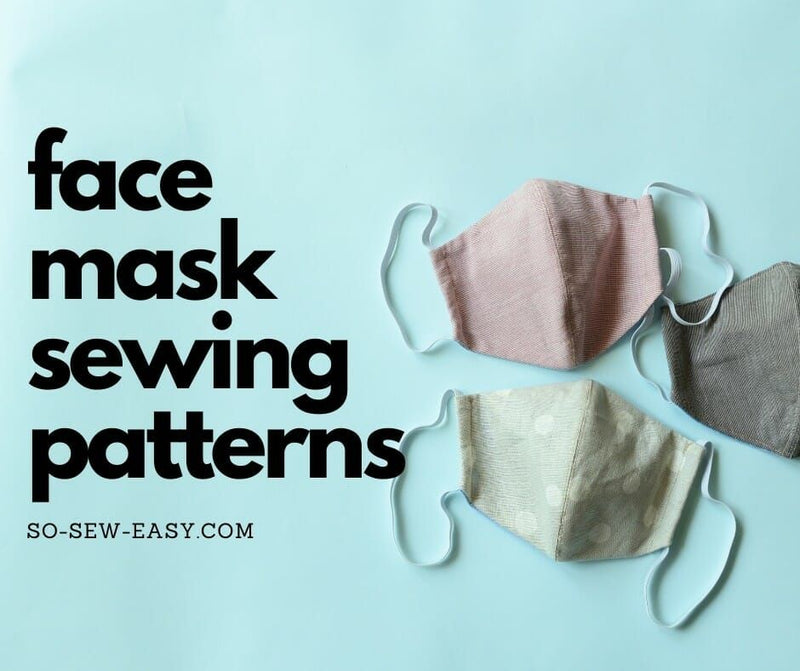 What are the best patterns for sewing surgical masks?