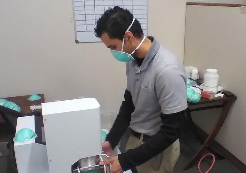 This manufacturer in Pocatello is launching a new medical face mask division