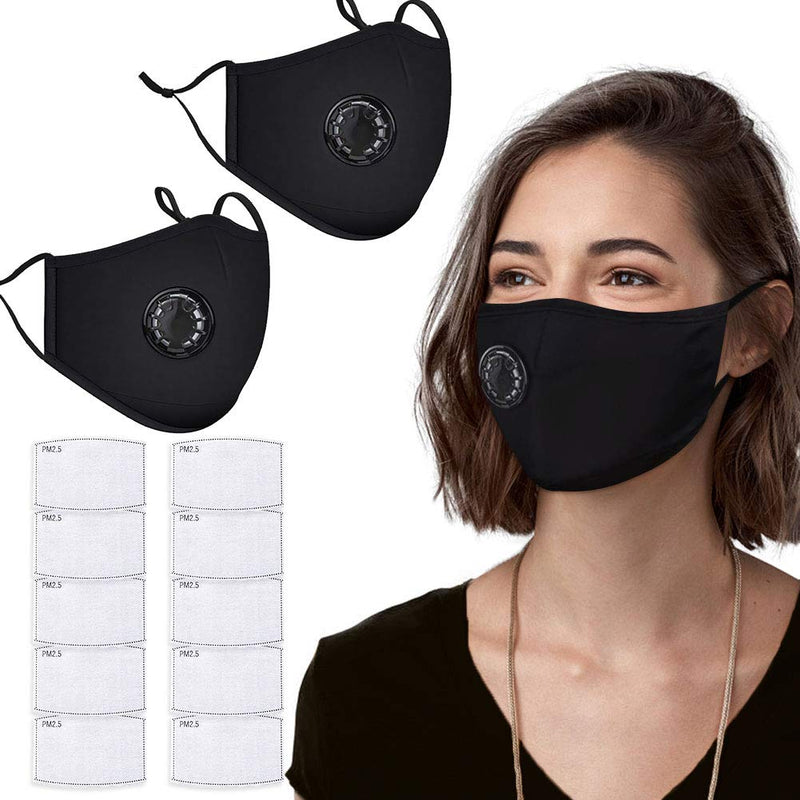 How long can you use a carbon filter with your surgical mask?