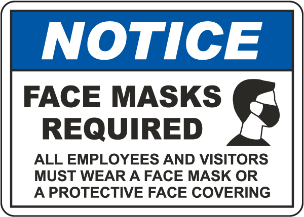 Mask On: Stores now require masks nationally for foreseeable future