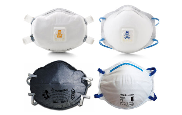 The difference between N95 and N100 masks