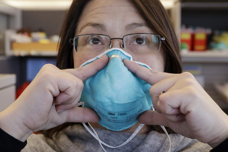 How often should you change out your N95 respirator?