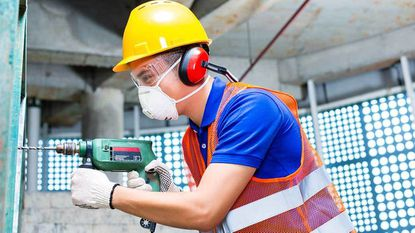 Why N95 masks are important for the construction industry