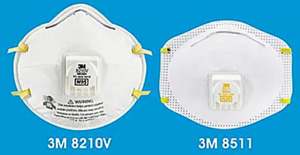 What are the Key Differences Between the 3M 8210v and 8511 Masks?