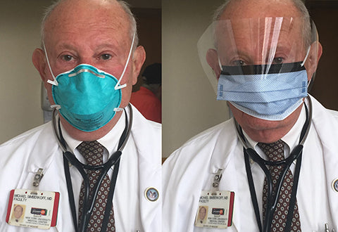 Are there enough n95 masks for hospitals?
