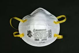 What are the CDC's guidelines for n95 masks?