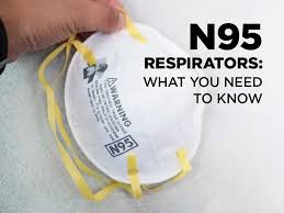 Do N95 respirators protect you from gas and vapour particles?