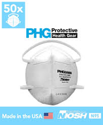 Why does the PHG N95 mask make a great option for personal protection this holiday season?