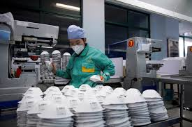 What are the new n95 respirators being manufactured?