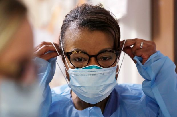 Should nurses always have N95 masks?