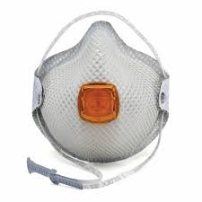 Why N95 masks are more protective than N95 masks with valves